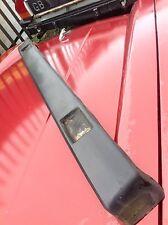 Jaguar XJS rear Bumper Rubber, 1st Stage Facelift Only