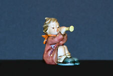 "Goebel Hummel ""GIRL WITH TRUMPET"" Figurine 2.5"" - #391 - Mint Condition"