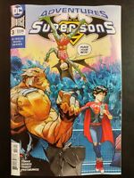 ADVENTURES of the SUPER SONS #3 (of 12) (2018 DC Universe Comics) ~ VF/NM Book