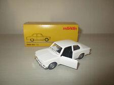 BMW 2002 18103-04 MARKLIN SCALA 1:43 BIANCA
