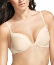 Wacoal 858151 The Net Affect Push Up Underwire Contour Bra NUDE size 34 B