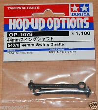 Tamiya 54078 44mm Swing Shafts (TRF416/TRF417/TRF418/TRF419/XV-01 Pro)