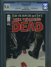 Walking Dead #63 2009 Chew #1 Fear of the Hunters Kirkman Adlard 9.6 CGC