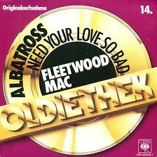 "Hooman Mac - ALBATROSS/Need Your Love So Bad 7 "" Single (C203)"