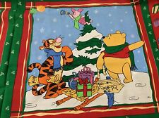 CHRISTMAS WITH WINNIE THE POOH & FRIENDS PANELS