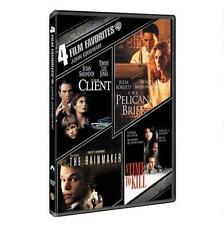 John Grisham: 4 Film Favorites (DVD, 2013, 4-Disc Set)