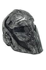 NEW Handmade Full Protection Wire Mesh Glass fiber Resin Airsoft CS Templar Mask