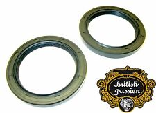 Mgtd Mgtf MG TD TF MGA 2x onde anelli di tenuta Shaft Seal CUSCINETTI CHASSIS