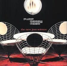 Pimp Daddy Nash New Jazz Science CD