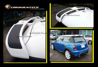 Chromiumtech BMW MINI Cooper/ Cooper S/ ONE R50 R53 Rear Spoiler ~NEW! Just In!~