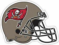 "NFL Helmet Team Magnet, Tampa Bay Buccaneers, NEW 12"" Vinyl Car Fridge Boat Van"