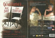 DVD - QU' EST IL ARRIVE A ... avec BETTE DAVIS, JOAN CRAWFORD / NEUF EMBALLE
