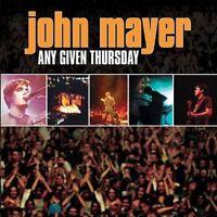 NEW John Mayer - Any Given Thursday (CD, Feb-2003, 2 Discs, Columbia)