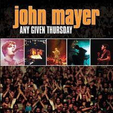 CD - Any Given Thursday by John Mayer - LIVE 2 Discs/15 SONGS