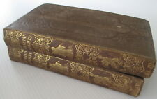 1844 The Arabian Nights One Thousand and One Stories Vol 111 & 1V
