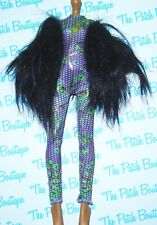 MONSTER HIGH GHOULS RULE CLAWDEEN WOLF DOLL OUTFIT REPLACEMENT BODYSUIT ONLY