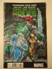 May 2010 Marvel Comics Incredible Hulk #608 Fall Of The Hulks <VF/NM> (JB-80)