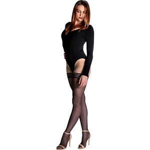 Platino Sinn Womens Slim Seamless Spandex Long Sleeve Bodysuit Underwear Leotard
