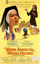 Where Angels Go, Trouble Follows    1968    Stella Stevens     DVD