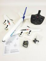UK Radio Control A120 Airbus A380 Model Plane 3CH EPP 2.4G RC Airplane RTF Toy