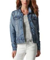 SALE! Buffalo Ladies' Stretch Knit Denim Lightweight Jacket SIZE/CLR VARIETY E12