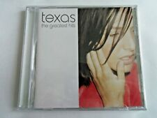 CD   TEXAS  THE GREATEST HITS