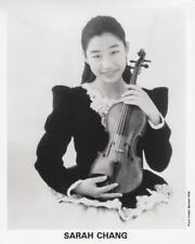 Sarah Chang- Music Memorabilia Photo