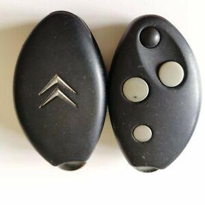 Genuine OEM Citroen 3 Button Flip Key Fob, C5,  #4