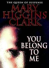 You Belong to Me,Mary Higgins Clark- 9780671010379