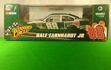 DALE EARNHARDT JR #88 2008 MOUNTAIN DEW  WINNERS CIRCLE 1:64 CAR Amp NASCAR