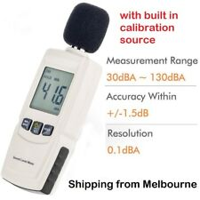 Digital Sound Level Meter Noise Decibel Monitor4 library school hospital airport