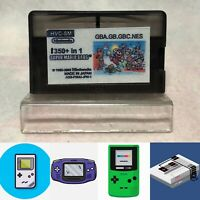 (GBA.GB.GBC.NES) 1350+ in 1 Gameboy Advance Multicart Collection GBA Cartridge