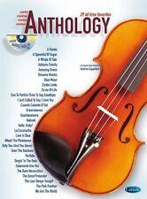 Anthology (Violin), Volume 1 Violin Sheet Music, CD Instrumental Album