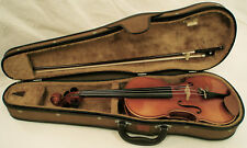 3/4 size German Violin outfit