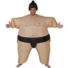 AirSuits Sumo Wrestler Inflatable Fancy Dress Costume Suit