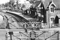 rp14453 - Shide Railway Station , Isle of Wight - photo 6x4