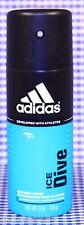 1 Adidas ICE DIVE Cool Tech Deodorant Body Spray (4 oz)