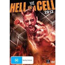 WWE - Hell In A Cell 2012 (DVD, 2012) - Region 4