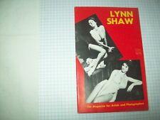 Lynn Shaw Magazine 1959 VF Condition
