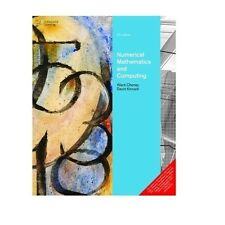Numerical Mathematics and Computing by David R. Kincaid and E. Ward Cheney