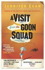A Visit From the Goon Squad,Jennifer Egan- 9781780330969