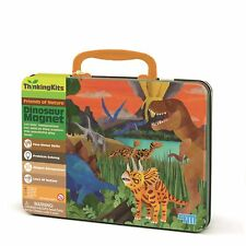 Thinking Kits Dinosaur Magnets Science Learning Scene Kids Childs Toy Games