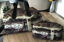 Paul Smith Mini Large Hold-all Bag And Toiletry Bag
