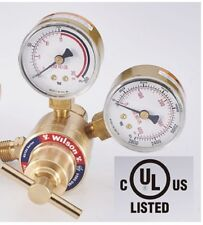 Acetylene Gas Regulator Compatible with Victor SR160-200 Light Duty, 313-AC