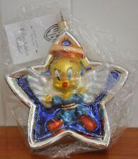 MIB RADKO Twinkle Twinkle Tweety Star Christmas Ornament Warner Bros 99-WB-12