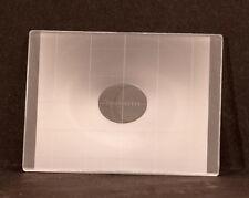 Rolleiflex SL66/6000 Helleinstellscheibe mit Skala für Mikroskopaufnahmen#560100