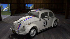 HERBIE THE LOVE BUG VOLKSWAGEN #53 Beetle Poster 24 X 36 inch | ready to ship