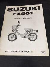 Suzuki FA50 T