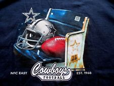 NEW Dallas Cowboy's Boy's Short Sleeve Graphic Tee Shirt Size L Free Ship