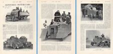 Armour Collectable WWI Military Prints